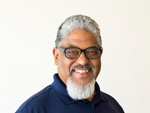 John Yancey, Associate Dean for Diversity, Equity and Inclusion for the College of Fine Arts