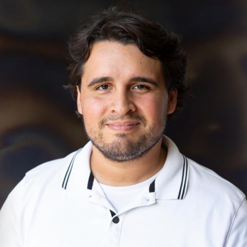 Chris Montes is the Manager of Advising and Academic Services for the College of Fine Arts.