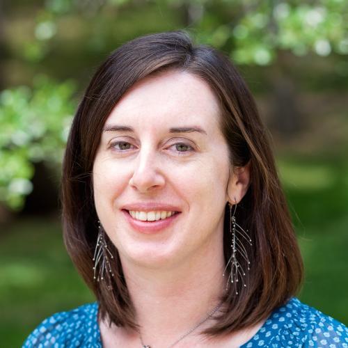 Alicia Dietrich, Public Affairs Director in the College of Fine Arts