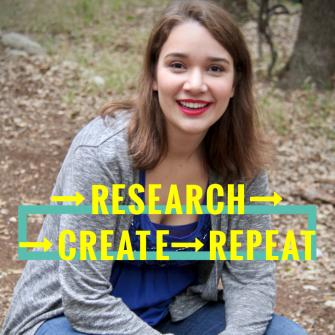 Research, Create, Repeat