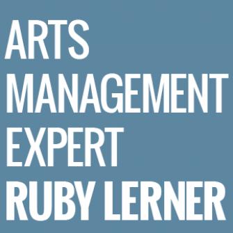 Arts Management Expert Ruby Lerner