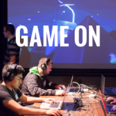 Fine Arts students learn to design and develop games