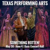 Something Rotten! Cast Members