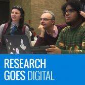 Research goes digital
