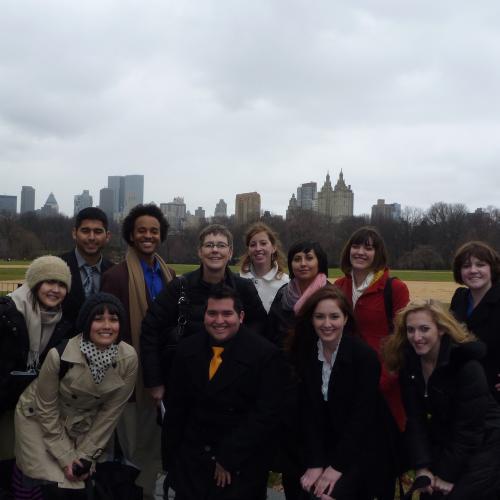 2010 NYC Seminar