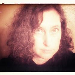Rebecca Fahning sepia-style portrait