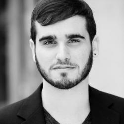 a headshot of Dylan Morrongiello