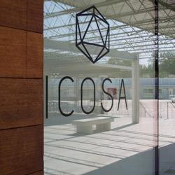 ICOSA art collective building
