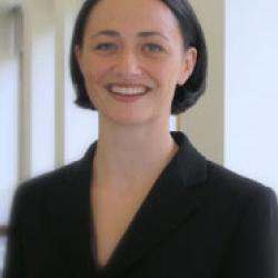 A portrait of Naomi Boyd