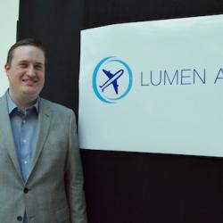 Andrew Carson, Lumen Air