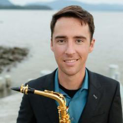 Stephen Page, saxophone