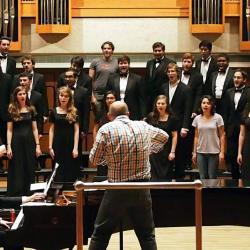 Longhorn Honor Choir