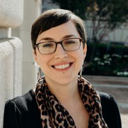 Marie Du Mond is the Academic Advisor for Art and Art History