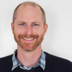 Kevin Crook is the Director of Human Resources at the College of Fine Arts