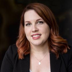 Lauren Cunningham is the Development Specialist for Constituent Relations