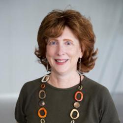 Christina Bain, professor of Art Education