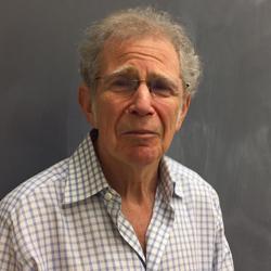 Art History Professor Richard Shiff