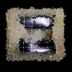 """Crystal 4"" by Victor Pérez-Rul."