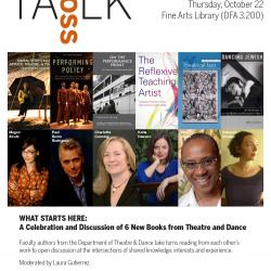 Fine Arts Library Crosstalk