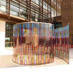 Kosovo art spiral