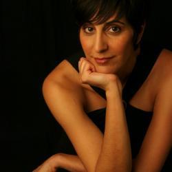 A portrait of Marianne Gedigian