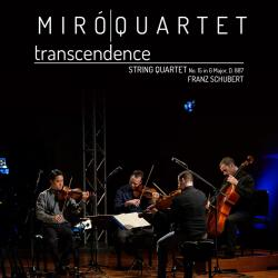 Miro Quartet Transcendence