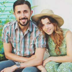 Philip and Julia Lorenz Olsen