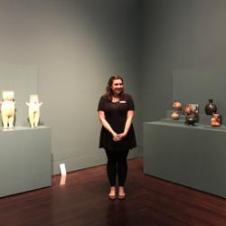 Art History PhD candidate Catherine Popovici