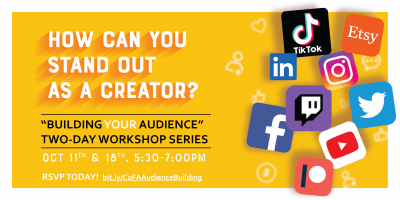 Audience Building for Creator's Graphic
