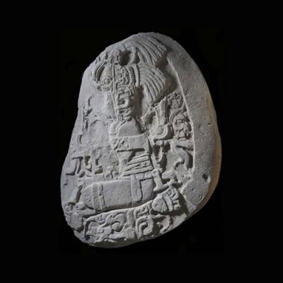 La Corona altar archaeological discovery