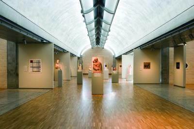 The Kimbell Art Museum in Fort Worth, Texas.