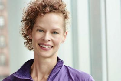 Associate Professor of Dance Leah Cox
