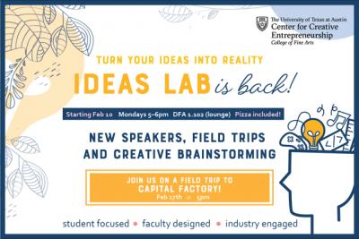 Ideas Lab: Capital Factory Visit