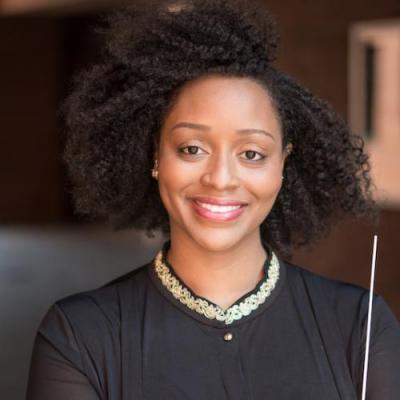 LaToya Webb, Assistant Professor, Conducting