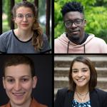 four student images