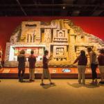 A Mayan history exhibition