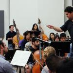 UT Symphony Orchestra in Daily Texan
