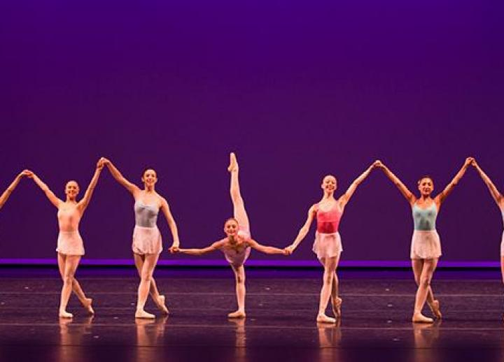 American Ballet Theatre Summer Intensive performance