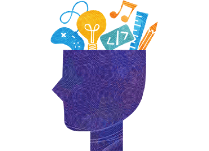 COFA Creative Cup brain icon