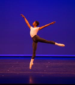 Learn about the upper-level technique classes and lecture courses on subjects critical to the development of a well-rounded dancer.