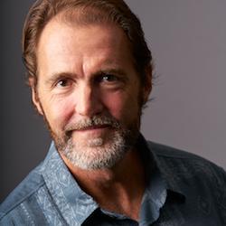 A portrait of Steve Portch