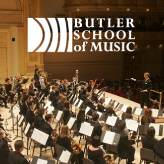 Butler School of Music Home