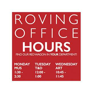 FACS has roving office hours in YOUR department!