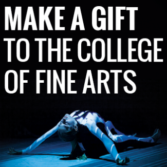 Make a Gift to College of Fine Arts