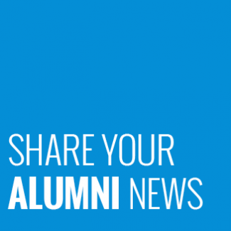 Share your Alumni News